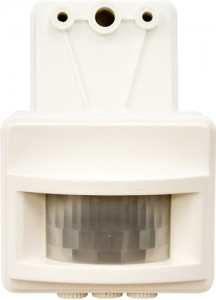 SEN14/LX01, датчик движения накладной, 1200W 12m 120° белый