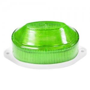 ST1C, светильник-вспышка (стробоскоп) ламповый зеленый