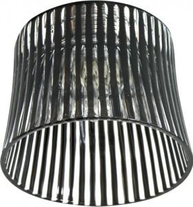 CD2319, светильник потолочный, JCD9 35W G9  с черным стеклом, с лампой