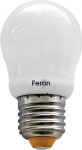 ELC82, лампа энергосберегающая, 11W 230V E27 6400K шарик