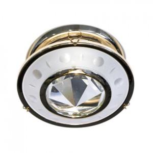 DL4164, светильник потолочный, золото (прозрачный), с лампой