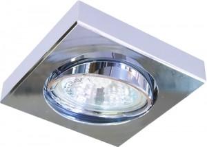 DL163, светильник потолочный, MR16 G5.3 хром