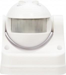 SEN11/LX39, датчик движения накладной, 1100W 12m 180° белый