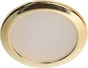 AL7929, светильник светодиодный потолочный, золотой, GX53