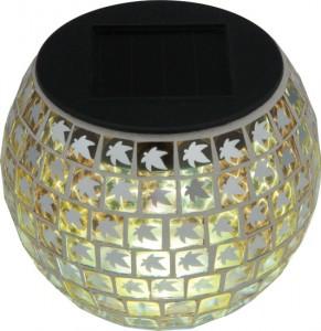FL006, светильник садово-парковый на солнечной батарее, мозаика
