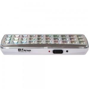 EL115, светодиодный аккумуляторный светильник