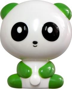 "FN1166,  светильник-ночник ""панда"", 4LED 1W 230V  зеленый"