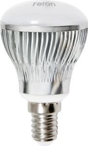 LB-50, лампа светодиодная, 63LED(7W) 230V E14 7000K