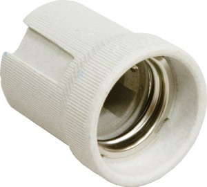 Купить патрон для ламп керамических, галогенных и ламп накаливания
