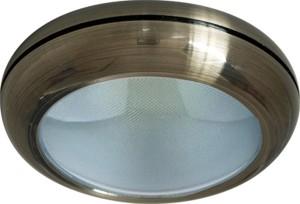CD4207, светильник потолочный, MR16 G5.3 античное золото