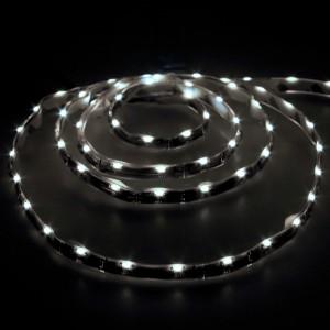 LS602, светодиодная лента, 60SMD(335)/m 4.8W/m 12V IP44 5m белый
