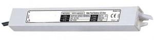 LB016, Трансформатор электронный (драйвер) для светодиодной ленты 24W 24V ip67