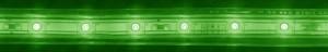 LS704/LED-RL, светодиодная лента, 60SMD(3528) 4.4W/m 220V IP68, длина 100m, 12mm*7mm, зеленый