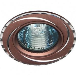 GS-M361BR, светильник потолочный, MR16 50W G5.3 коричневый