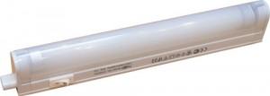 CAB28А/TL2001, светильник люминесцентный, 13W  T5 с лампой и сетевым шнуром, белый