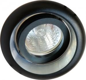 DL9101, светильник потолочный, MR16 G5.3 черный