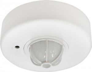 SEN4/LX28A, датчик движения накладной, 1200W 6m 120°(гориз.)360°(верт.) белый