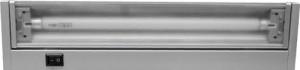 CAB36/TL2016, светильник люминесцентный, 8W T5 с выключателем,  серебро