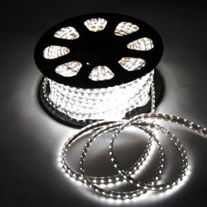 LS707/LED-RL, светодиодная лента, 60SMD(5050) 14,4W/m 220V IP68, длина 50m, 14mm*8mm, белый