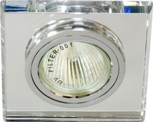 8170-2, светильник потолочный, MR16 G5.3 серебро, серебро