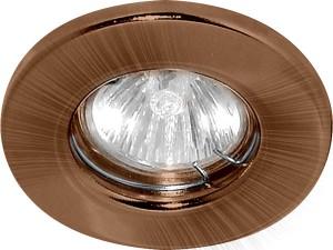 DL7/DL3101, светильник потолочный, MR11 35W G4.0 античная медь