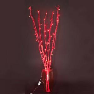 LD206B, ветки, цвет свечения - красный