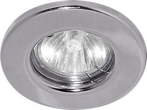 DL7/DL3101, светильник потолочный, MR11 35W G4.0 серебро