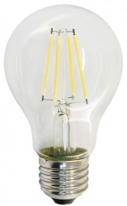 LB-56 Лампа светодиодная, 4LED 5W 220V E27 4000K
