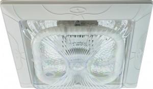 DL42, светильник накладной с энергосберегающей лампой 38W белый