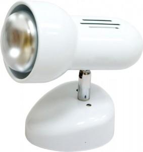 Светильник настенный, 1xR63 Е27 белый, RAD63S