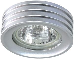 DL233, светильник потолочный, MR16 G5.3 алюминий
