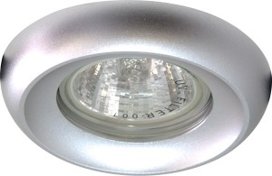 DL228, светильник потолочный, MR16 G5.3 алюминий