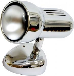 Светильник настенный, 1xR50 Е14 хром, RAD50S