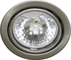 DL3, светильник мебельный, JC G4.0 титан, с лампой