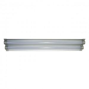 AL5047 Светодиодный накладной светильник 2*9 ватт 120 светодиодов 4500K