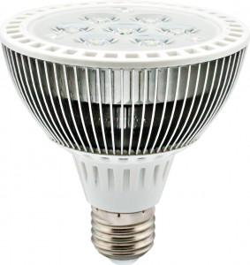 LB-601, лампа светодиодная,  7LED(7W) 230V E27 4000K PAR
