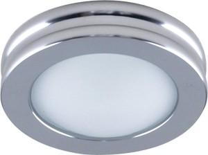 DL205, светильник потолочный, MR16 G5.3 с матовым стеклом, хром