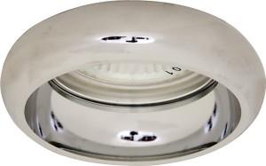 DL165, светильник потолочный, MR16 50W G5.3 алюминий