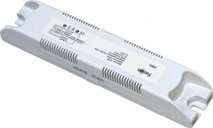 EB53 1*18W T8/G13 230V электронный ПРА 164*32*22mm (с патронами и крепежами)