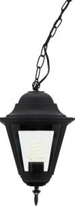 4205, светильник садово-парковый, 100W 230V E27 черный