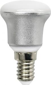 LB-309, лампа светодиодная, 3LED(3W) 230V E14 3000K 64*39mm R39