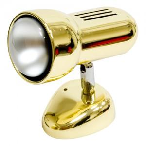 Светильник настенный, 1xR63 Е27 золото, RAD63S