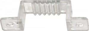 Крепеж на стену 4W для дюралайта LED-F4W со светодиодами, пластик (продажа упаковкой), LD127