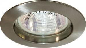 DL307, светильник потолочный,  MR16 50W G5.3 титан