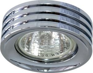 DL233, светильник потолочный, MR16 G5.3 хром