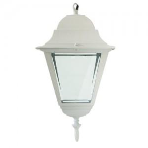 4205, светильник садово-парковый, 100W 230V E27 белый