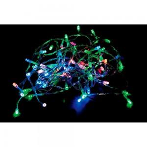 CL04, гирлянда линейная, цвет свечения - мультиколор (RGB)