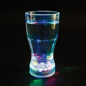 """FL106, бокал """"Coca-Cola"""" о светодиодной подсветкой"""