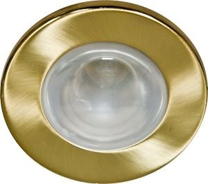 Светильник потолочный, R63 Е27 матовое золото, 1714