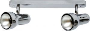 Светильник настенный, 2xR50 Е14 хром, RAD50-2